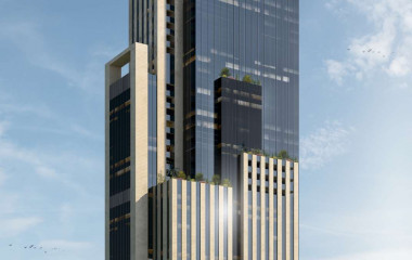 G+36 Storey Shurooq Residential Tower